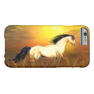 Buckskin horse barely there iPhone 6 case