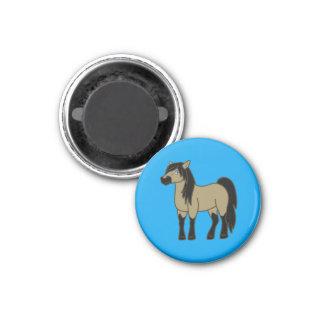 Buckskin Horse Magnet