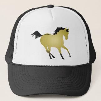 Buckskin Horse Trucker Hat