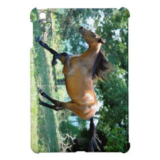 Buckskin Morgan Horse Cover For The iPad Mini
