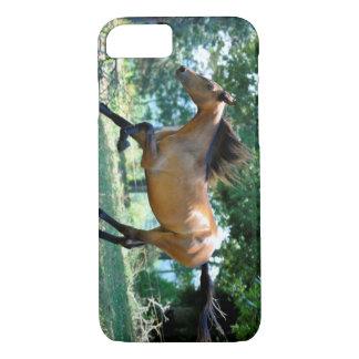 Buckskin Morgan Horse iPhone 8/7 Case