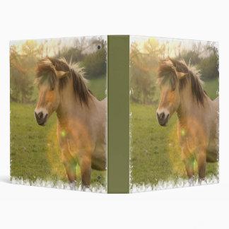 Buckskin Pony Binder