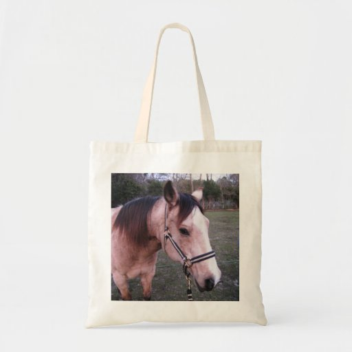 Buckskin Tote Bag