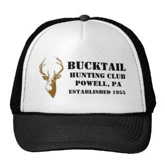 Bucktail Hunting Club Hat \ Printed