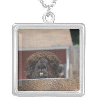bucktoothed alpaca pendants