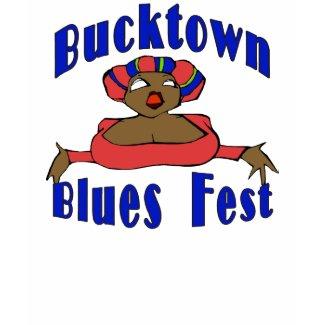 Bucktown Blues Fest shirt