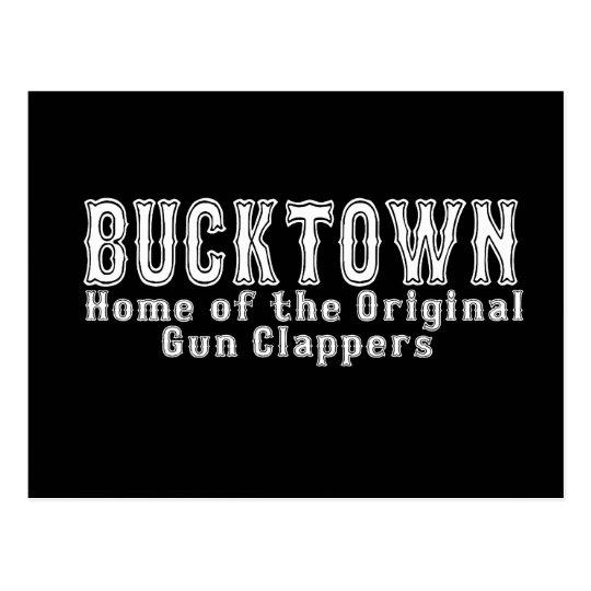 Bucktown Brooklyn Postcard