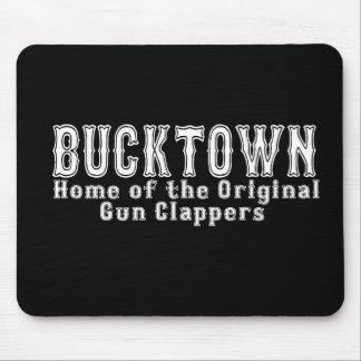 Bucktown Brooklyn Mousepads