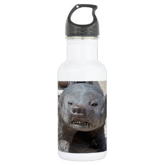 bucky badger stainless steel water bottle