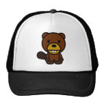 Bucky Beaver Trucker Hats