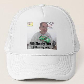 Bud, BRP Simply FUN !!, BRPracing.com Trucker Hat