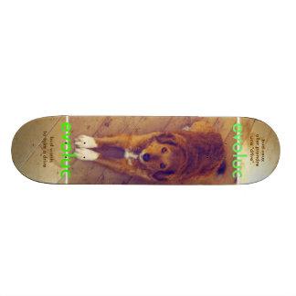 BUD, BUD, BUD, evoluc, evoluc, bud wants to tak... Skateboard Deck