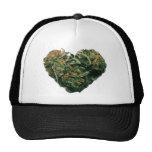 Bud Heart2 Hat