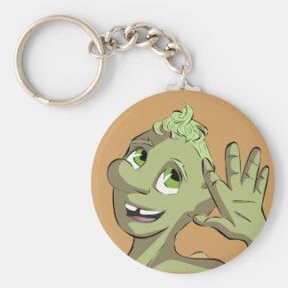 Bud Mushroom will keep your keys safe! Keychain
