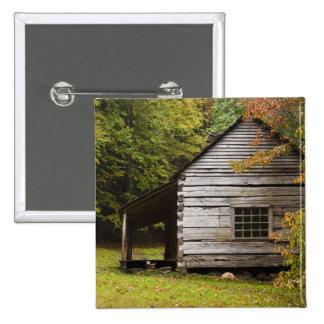 Bud Ogle House, Great Smoky Mountains National Button