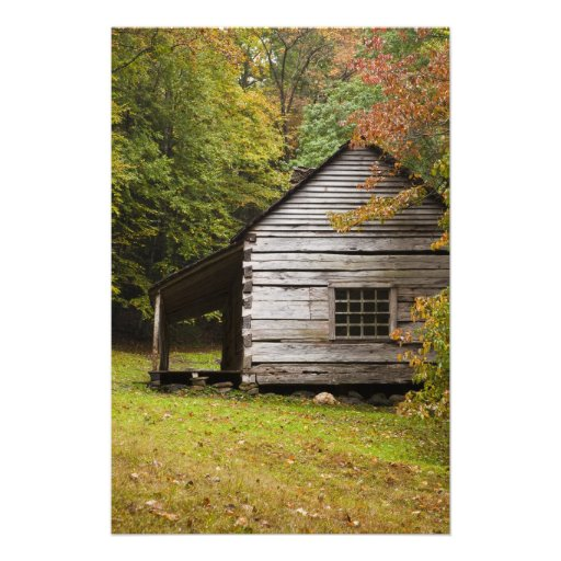 Bud Ogle House, Great Smoky Mountains National Photo Art
