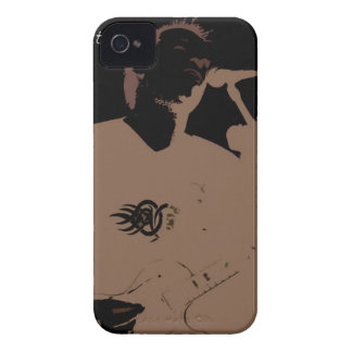 Bud Rogers Whiteout iPhone 4 Cases