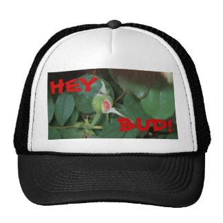 """""""BUD"""" ~ (Rose 4) ~ Trucker Hat"""
