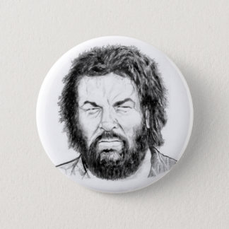 bud spencer II Pinback Button