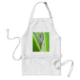 Bud To Bloom - Iris Adult Apron