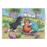 Bud & Tony #79 Easter Notecard Stationery Note Card