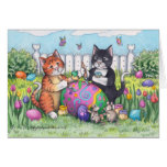 Bud & Tony #80 Easter Notecard Greeting Cards