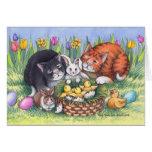 Bud & Tony #81 Easter Notecard Greeting Card