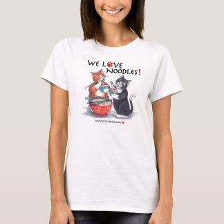 Bud & Tony Noodles T-Shirt