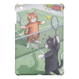 Bud & Tony Tennis iPad Case