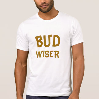 BUD WISER SHIRTS