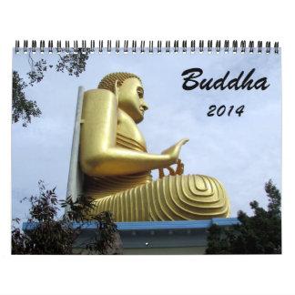 Buda 2014 calendario
