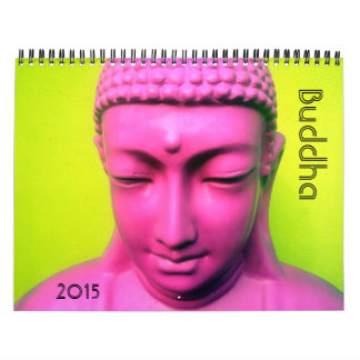 Buda 2015 calendario de pared