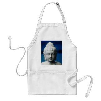 Buda - aclarado delantal