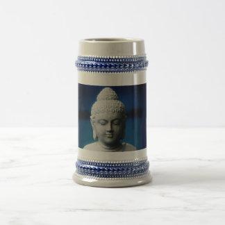 Buda - aclarado jarra de cerveza