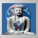Buda aguarda la impresión impresiones