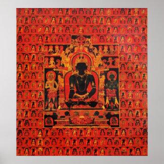 Buda Akshobhya Impresiones