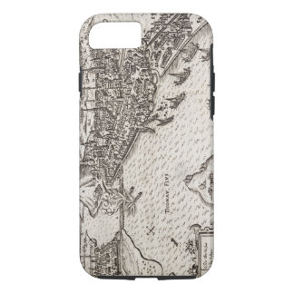 Buda and Pest Besieged by the Christians in 1602, iPhone 7 Case
