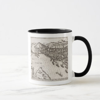 Buda and Pest Besieged by the Christians in 1602, Mug