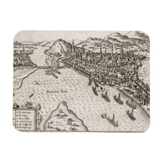 Buda and Pest Besieged by the Christians in 1602, Magnet