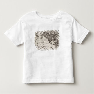 Buda and Pest Besieged by the Christians in 1602, Toddler T-shirt