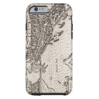 Buda and Pest Besieged by the Christians in 1602, Tough iPhone 6 Case
