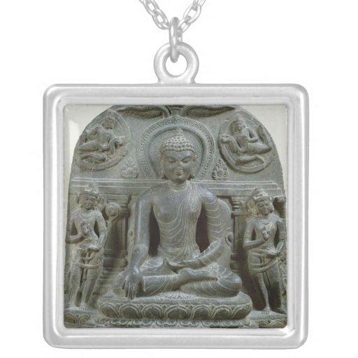 Buda asentado en la meditación colgante personalizado