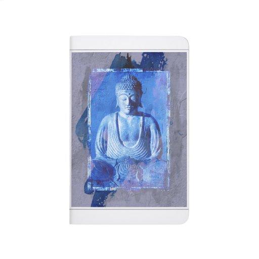 Buda asentó cuaderno