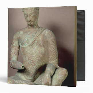 Buda asentó en la meditación, de Fondukistan
