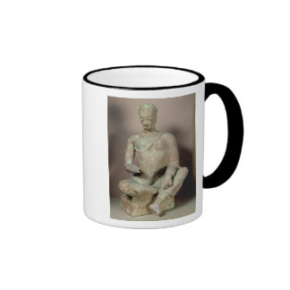 Buda asentó en la meditación, de Fondukistan Tazas