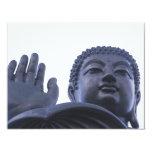 Buda azul comunicado