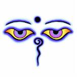 Buda azul Eyes.png Esculturas Fotográficas