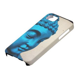 Buda azul iPhone 5 fundas