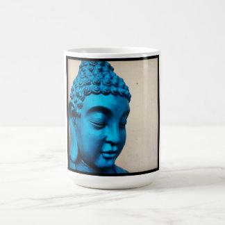 Buda azul taza
