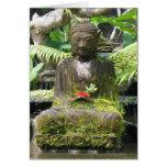 Buda Bali Tarjeta De Felicitación